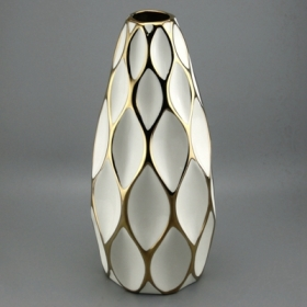 Ceramic Hand Painted Vases